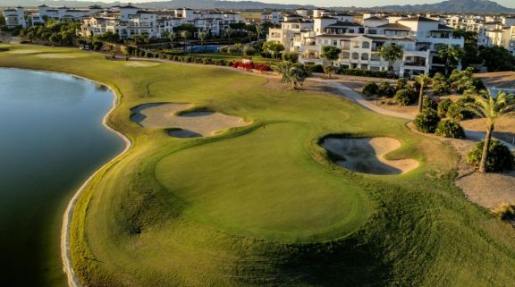 The La Torre Golf Course's lovely golf course in gorgeous Costa Blanca.
