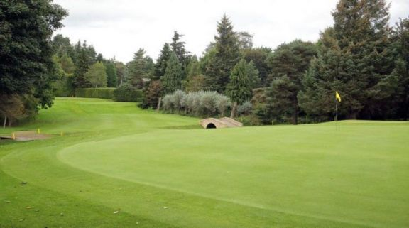 Inverness Golf Club carries some of the top golf course near Scotland