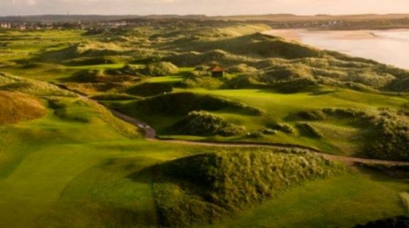 Cruden Bay Golf Course offers among the premiere golf course within Scotland