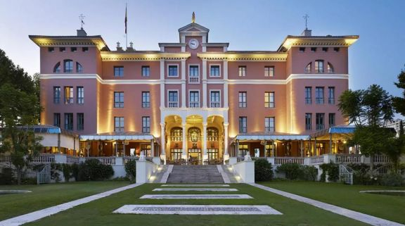 View Villa Padierna Palace Hotel's lovely hotel situated in pleasing Costa Del Sol.