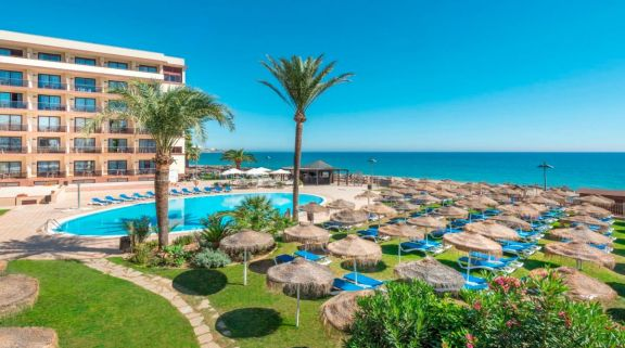 The VIK Gran Hotel's lovely hotel situated in staggering Costa Del Sol.