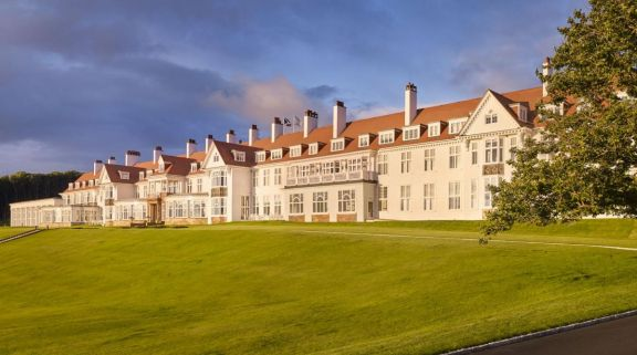 View Trump Turnberry's scenic hotel situated in stunning Scotland.