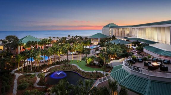 View The Westin Hilton Head Island Resort  Spa's picturesque resort in marvelous South Carolina.