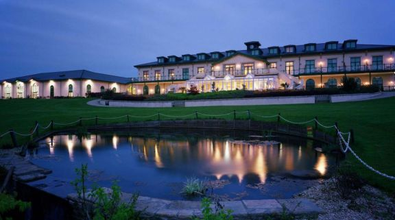View The Vale Resort's scenic hotel situated in vibrant Wales.