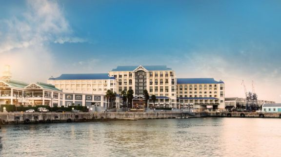 The Table Bay Hotel's beautiful hotel within marvelous South Africa.