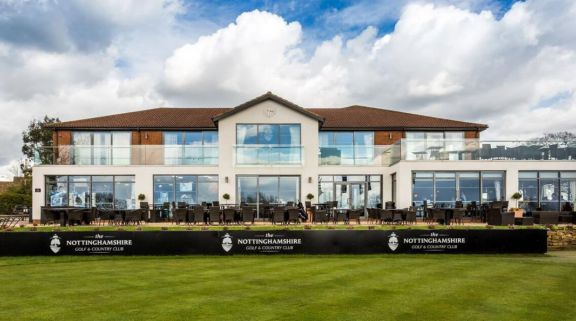 View The Nottinghamshire Golf Hotel's picturesque hotel within vibrant Nottinghamshire.