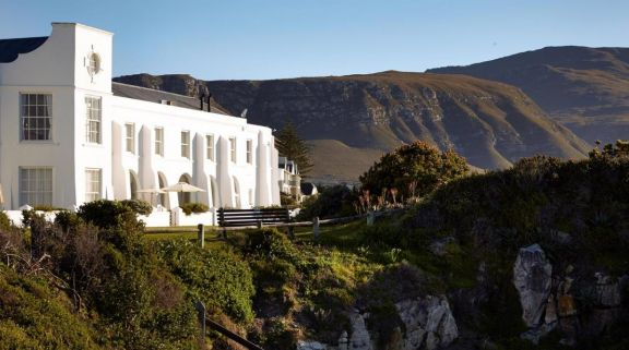 View The Marine Hermanus's beautiful hotel situated in marvelous South Africa.