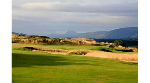 View Castle Stuart Golf Links's picturesque golf course within dazzling Scotland.