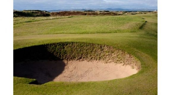 Western Gailes features lots of the top golf course in Scotland