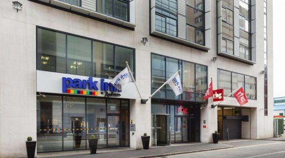 The Park Inn by Radisson Belfast Hotel's lovely hotel situated in staggering Northern Ireland.