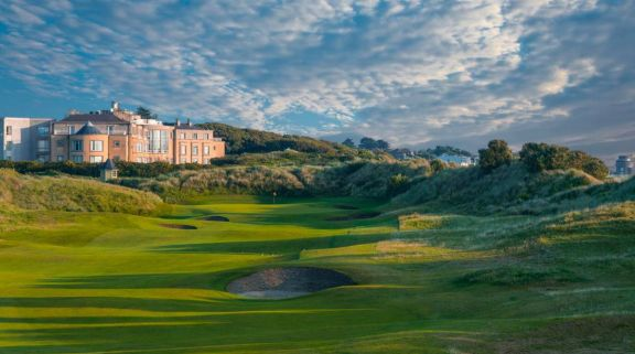 The Portmarnock Hotel and Golf Links's lovely hotel within striking Southern Ireland.