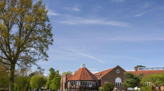 View Marriott Tudor Park's picturesque hotel within magnificent Kent.