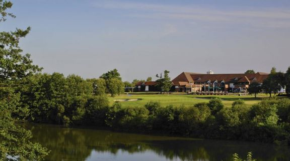 The Marriott Forest Of Arden's picturesque hotel in incredible West Midlands.