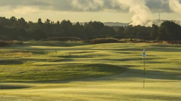 Gailes Links includes lots of the most desirable golf course within Scotland