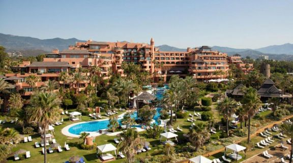 View Kempinski Hotel Bahia's beautiful hotel within stunning Costa Del Sol.