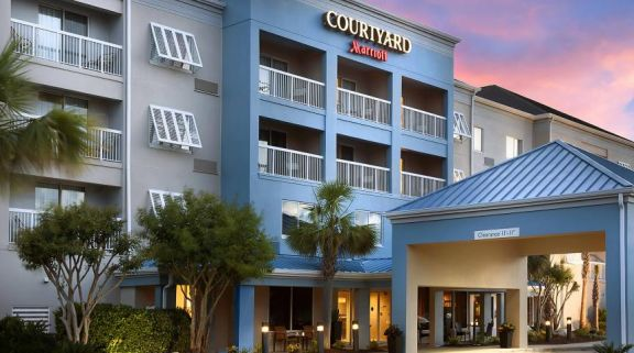 The Courtyard Myrtle Beach Broadway's impressive hotel in brilliant South Carolina.