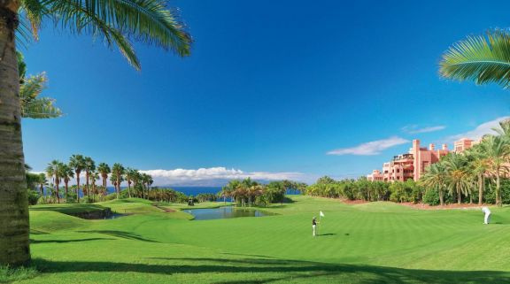 View Abama Golf's impressive golf course situated in dazzling Tenerife.