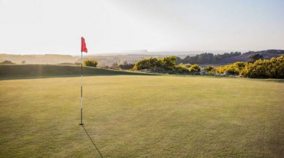 Isle of Purbeck Golf has among the most popular golf course in Devon