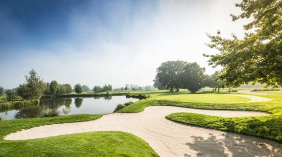 View Beckenbauer Golf Course's impressive golf course situated in dazzling Germany.