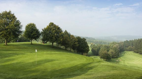 The St Wolfgang Golf Course Uttlau's impressive golf course within brilliant Germany.