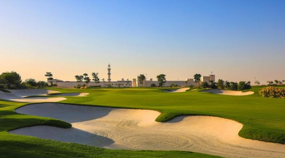 Golf in Qatar