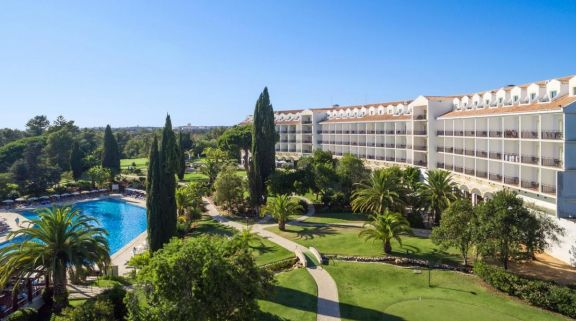 View Penina Golf Resort Hotel's scenic golf course within incredible Algarve.