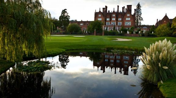View Dunston Hall Golf's picturesque golf course within vibrant Norfolk.