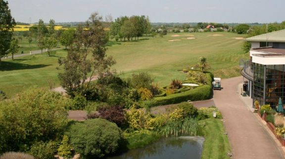 The Five Lakes Essex Golf's scenic golf course in sensational Essex.