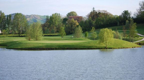 The Golf Club Le Fonti's lovely golf course within striking Northern Italy.