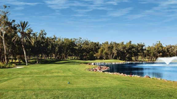 The Golf de lOcean's lovely golf course in stunning Morocco.
