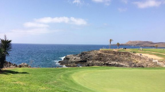 View Golf del Sur's lovely golf course in marvelous Tenerife.