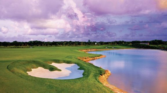 View Hard Rock Golf Club at Cana Bay's scenic golf course within incredible Dominican Republic.