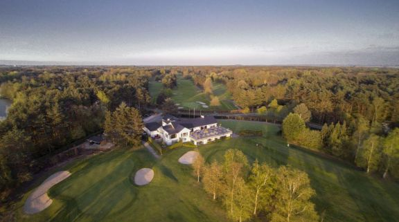 Keerbergen Golf Club's beautiful golf course situated in impressive Brussels Waterloo  Mons.