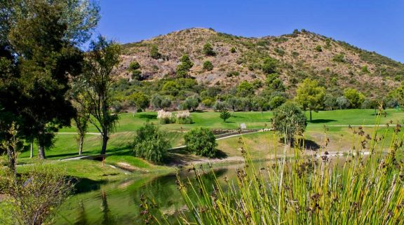 View Los Arqueros Golf Course's beautiful golf course within fantastic Costa Del Sol.