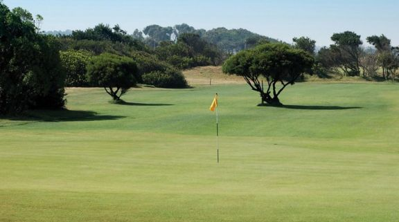 The Oporto Golf Club's impressive golf course situated in gorgeous Porto.