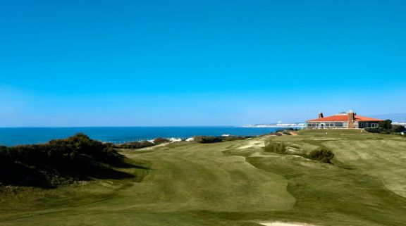 The Estela Golf Club's picturesque golf course situated in sensational Porto.