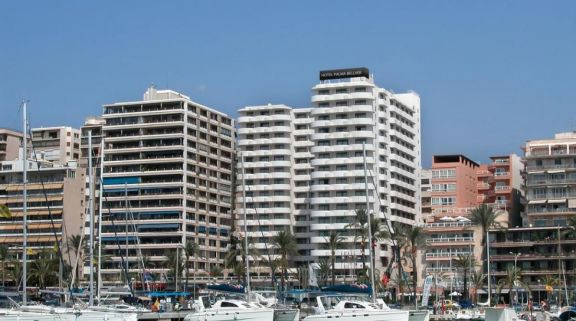 The Hotel Palma Bellver's great hotel situated in fantastic Mallorca.