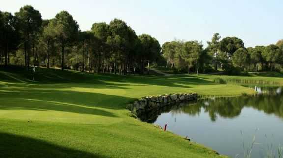 View Antalya Golf Club Sultan Course's lovely golf course in amazing Belek.