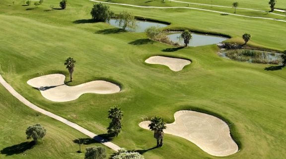 The Sherry Golf Jerez's lovely golf course situated in staggering Costa de la Luz.