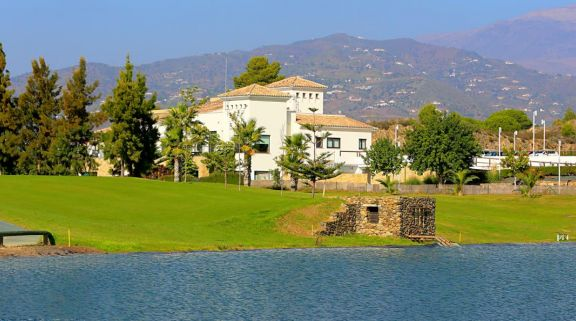 View Baviera Golf's beautiful golf course within gorgeous Costa Del Sol.