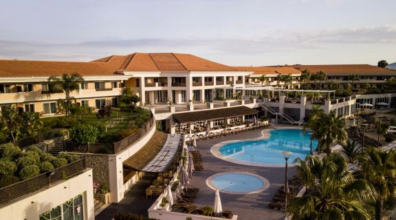 View Wyndham Grand Algarve's picturesque hotel situated in pleasing Algarve.