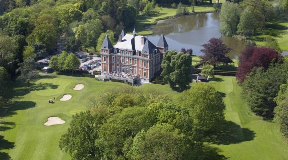 The Golf  Country Club Oudenaarde The Kasteel's scenic golf course within dazzling Bruges  Ypres.