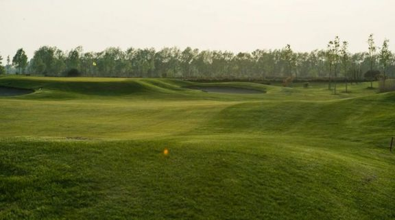 All The Adriatic Golf Club Cervia's impressive golf course situated in dazzling Northern Italy.