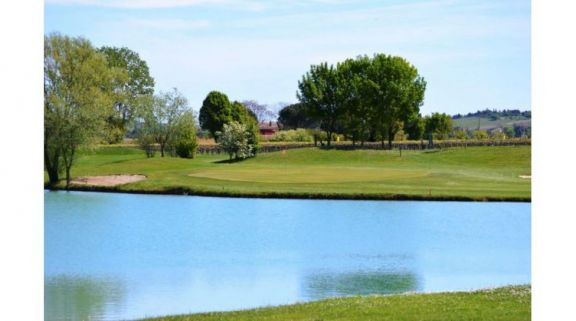All The Rimini – Verucchio Golf Club's lovely golf course in sensational Northern Italy.