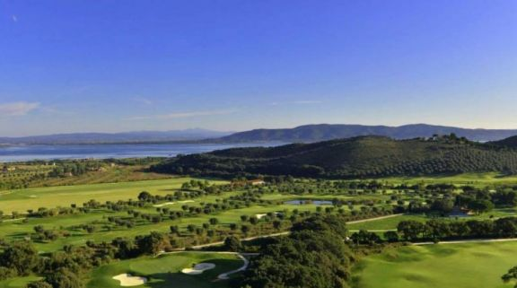 Argentario Golf Club consists of several of the best golf course within Tuscany