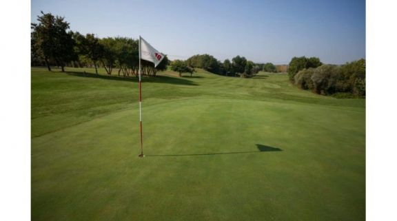 The Rivieragolf's scenic golf course in fantastic Northern Italy.