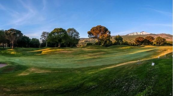 Il Picciolo Golf Club boasts several of the most popular golf course near Sicily