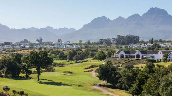 All The De Zalze Golf Club's scenic golf course within marvelous South Africa.