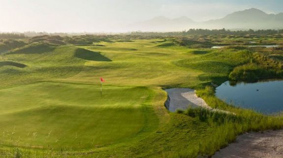 All The Fancourt Links Course's impressive golf course within impressive South Africa.
