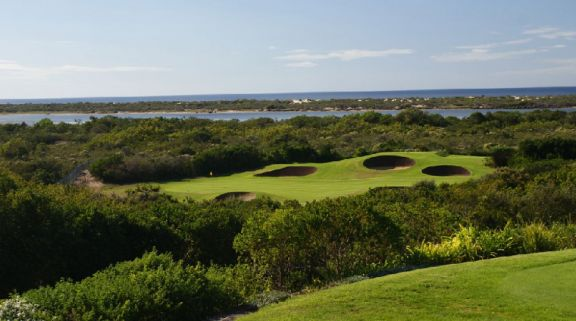 All The Goose Valley Golf Club's impressive golf course in faultless South Africa.